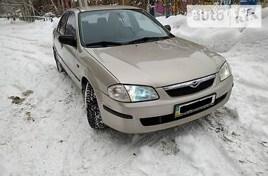 Mazda 323 1998 в Харькове