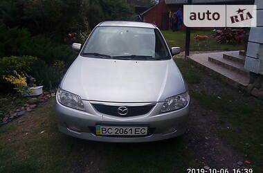 Mazda 323 2001 в Львове