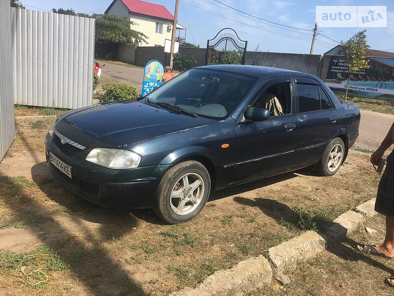 Mazda 323 1998 в Одессе