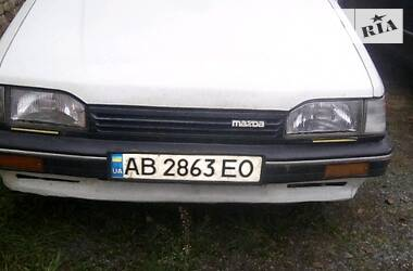 Mazda 323 1988 в Виннице