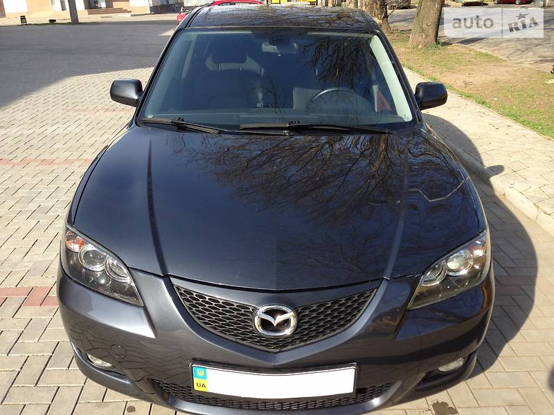 Mazda 3 2006 в Николаеве