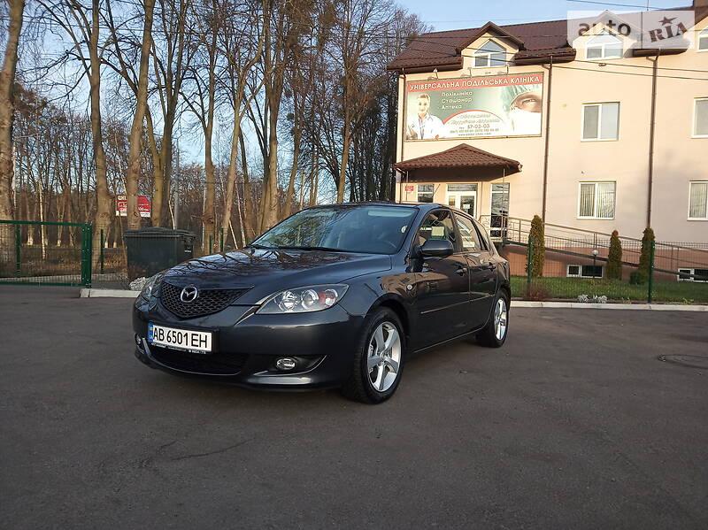 Mazda 3 2006 в Виннице