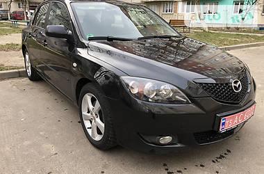 Mazda 3 2005 в Луцке