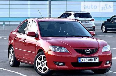 Mazda 3 2006 в Одессе