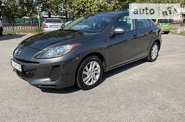 Седан Mazda 3 2012 в Херсоне