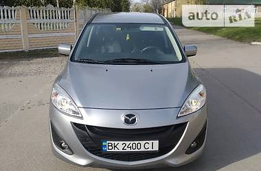 Mazda 5 2011 в Остроге
