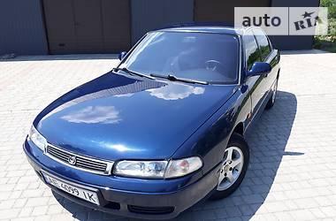 Mazda 626 1997 в Першотравенске