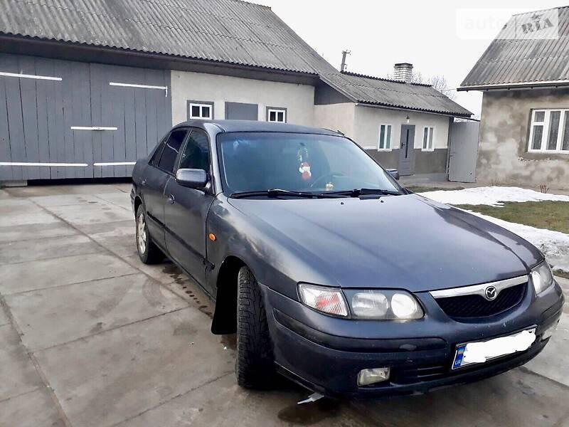 Mazda 626 1999 в Глыбокой