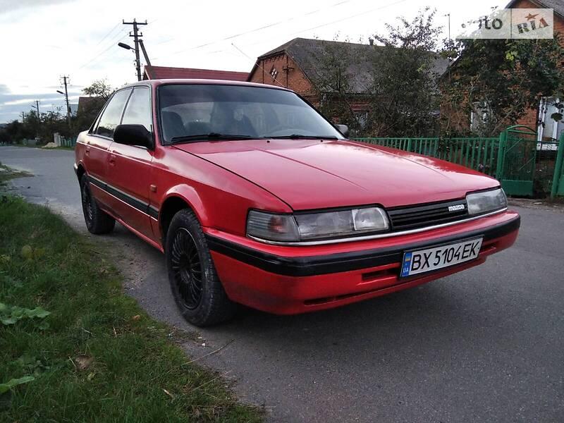 Mazda 626 1991 в Хмельницком