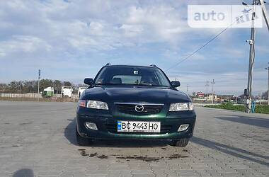Mazda 626 2000 в Радехове