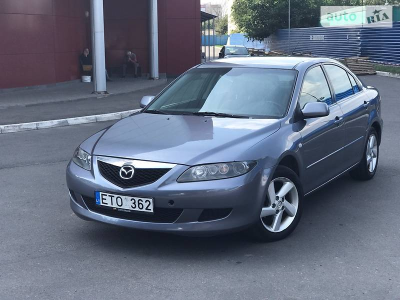 Mazda 6 2005 в Луцке