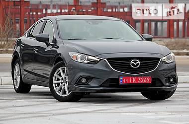 Mazda 6 2.5 SkyActive 2014