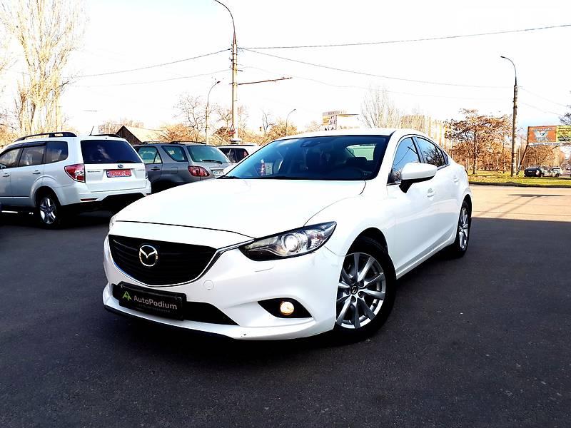 Mazda 6 2013 года