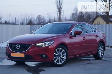 Mazda 6 2.2D 2013
