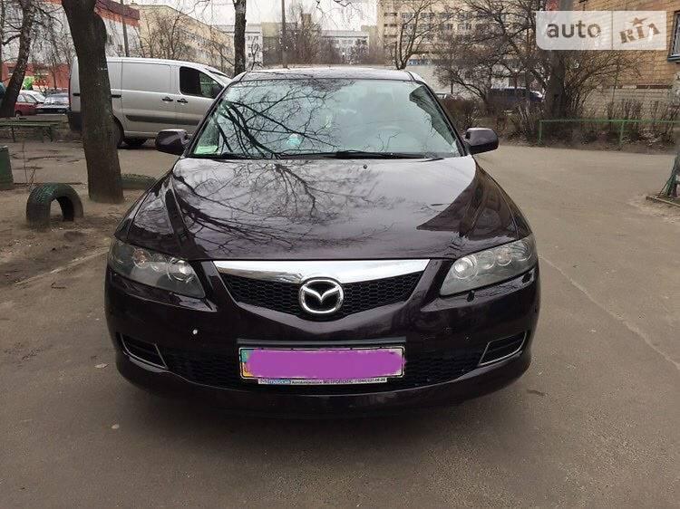 Mazda 6 2006 года