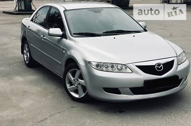Mazda 6 2004 в Дніпрі