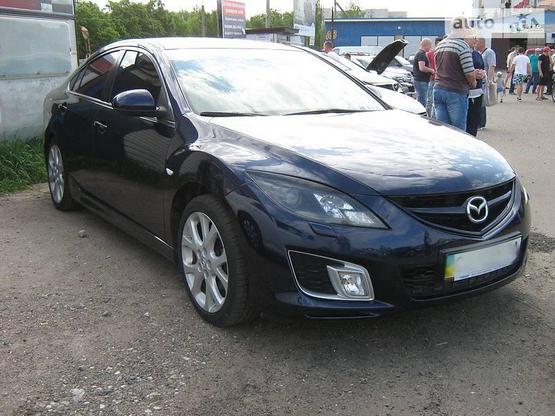 Mazda 6 2009 в Чигирине