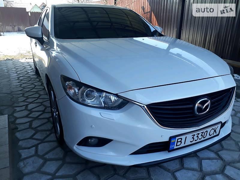 Mazda 6 2013 в Миргороде