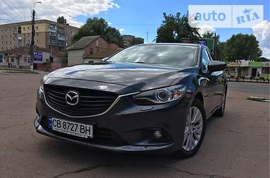 Mazda 6 2013 в Чернигове