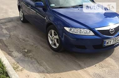 Mazda 6 2002