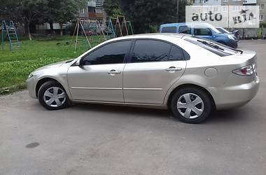 Mazda 6 2002 в Ивано-Франковске