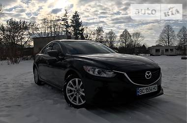 Mazda 6 2015 в Львове