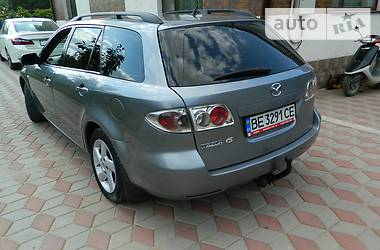 Mazda 6 2005 в Николаеве