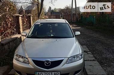 Mazda 6 2005 в Ужгороде