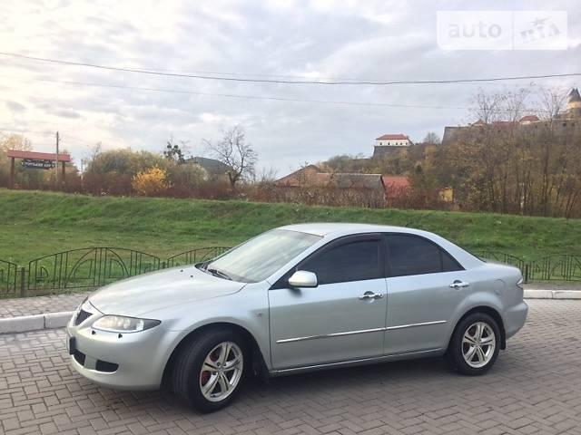 Седан Mazda 6 2003 в Мукачевому