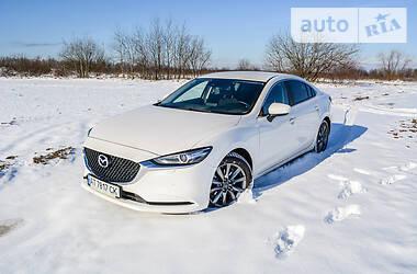 Mazda 6 2018 в Ивано-Франковске
