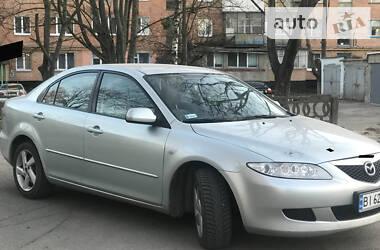 Mazda 6 2003 в Полтаве