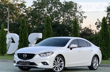 Mazda 6 2015 в Одессе