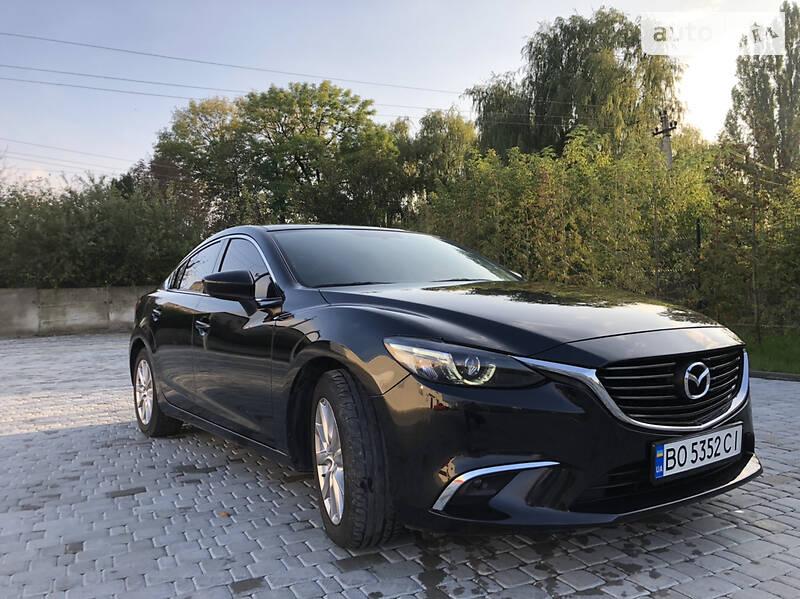Mazda 6 2016 в Борщеве
