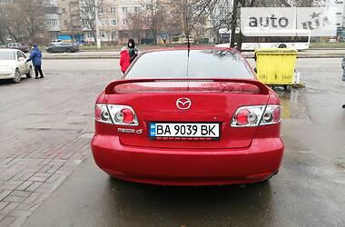 Седан Mazda 6 2003 в Кропивницькому