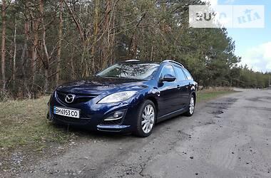 Универсал Mazda 6 2010 в Сумах