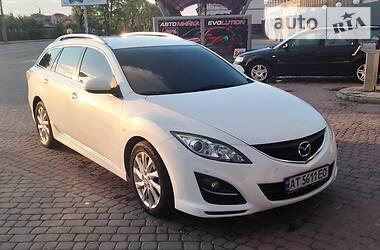 Универсал Mazda 6 2012 в Ивано-Франковске