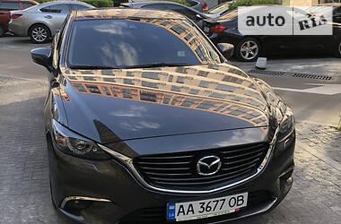 Седан Mazda 6 2017 в Киеве