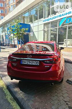 Седан Mazda 6 2013 в Одессе