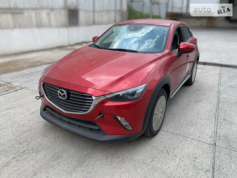 Mazda CX-3 AWD 2019