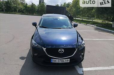 Внедорожник / Кроссовер Mazda CX-3 2018 в Ровно