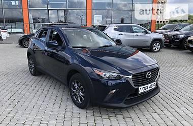 Хетчбек Mazda CX-3 2017 в Львові
