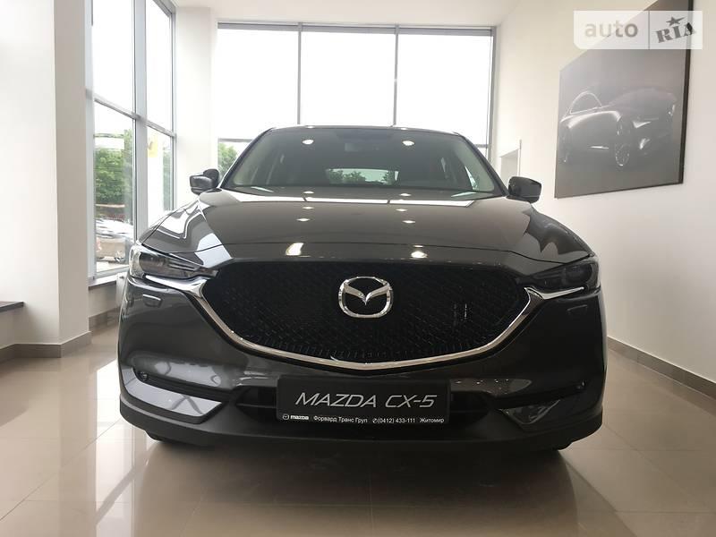 Mazda CX-5 2018 в Житомире
