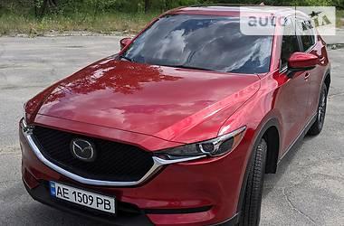Внедорожник / Кроссовер Mazda CX-5 2019 в Каменском