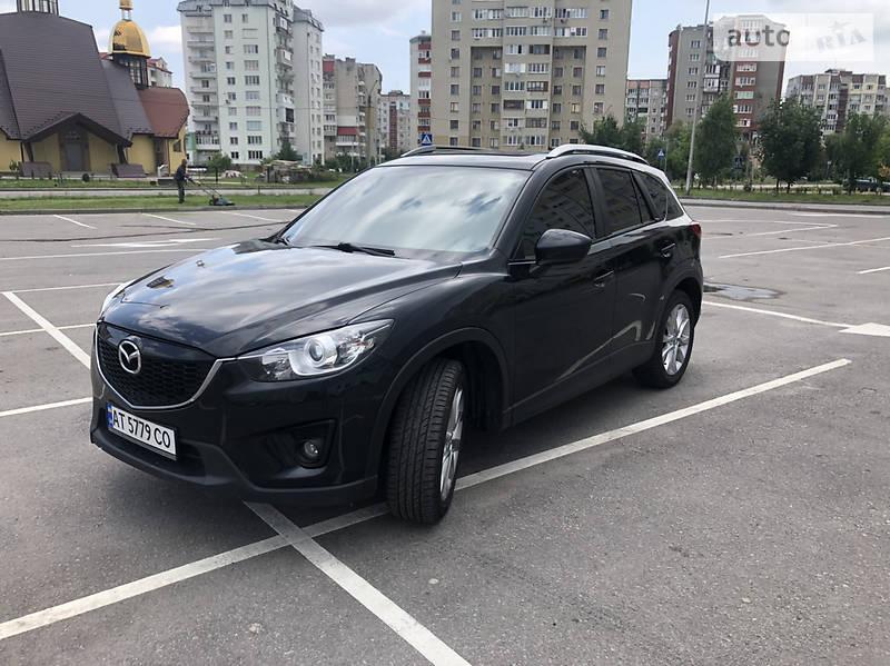 Внедорожник / Кроссовер Mazda CX-5 2014 в Ивано-Франковске
