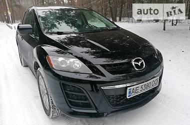 Mazda CX-7 2010 в Новомосковске