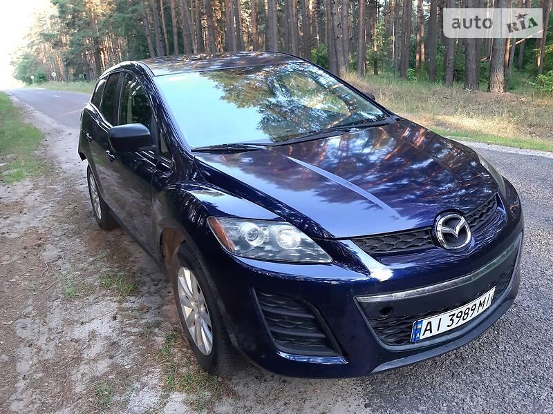 Внедорожник / Кроссовер Mazda CX-7 2010 в Киеве