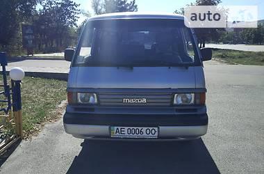 Mazda E-series пасс. 1998 в Днепре