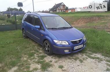 Mazda Premacy 2001 в Ужгороде