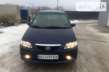 Mazda Premacy 2004 в Тернополе
