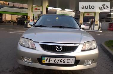 Mazda Protege 2002 в Львове